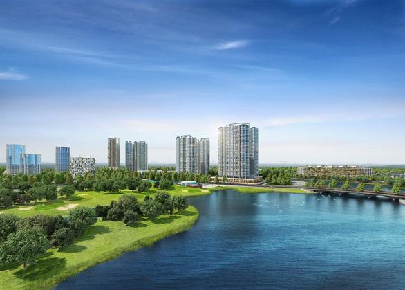 Ecopark thành phố xanh lớn nhất Việt Nam - Ảnh 1.