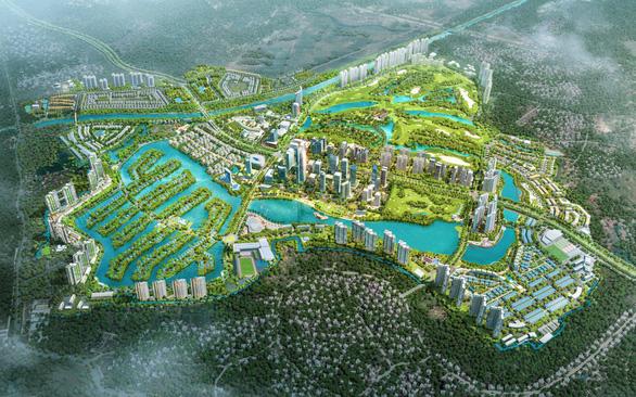 Ecopark thành phố xanh lớn nhất Việt Nam - Ảnh 2.