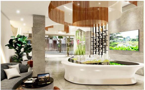 Trải nghiệm không gian ấn tượng tại Gamuda City Experience Lounge Hà Nội - Ảnh 2.