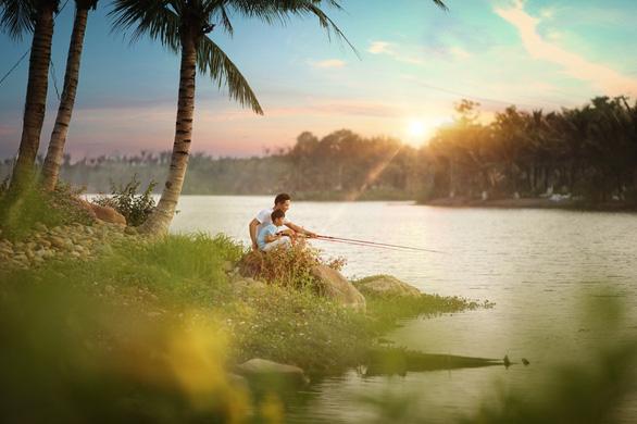 Ecopark thành phố xanh lớn nhất Việt Nam - Ảnh 5.