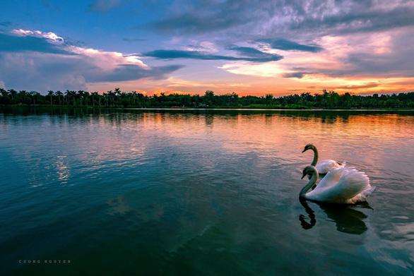 Ecopark thành phố xanh lớn nhất Việt Nam - Ảnh 6.