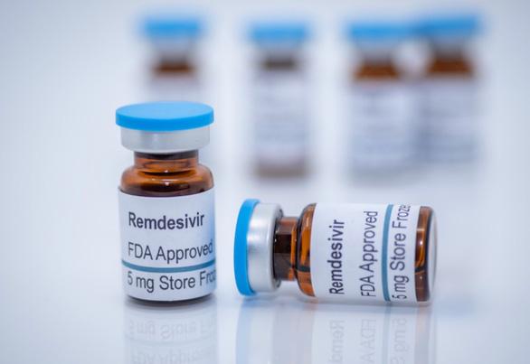 Cơ quan Quản lý dược phẩm châu Âu khuyến nghị dùng remdesivir khi điều trị COVID-19 - Ảnh 1.