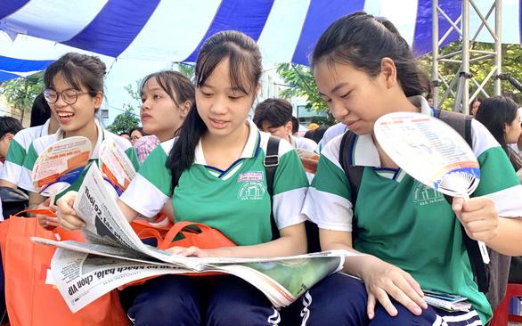 Cuối tuần này tư vấn tuyển sinh đại học tại Tiền Giang, Cần Thơ, Hải Phòng - Ảnh 1.