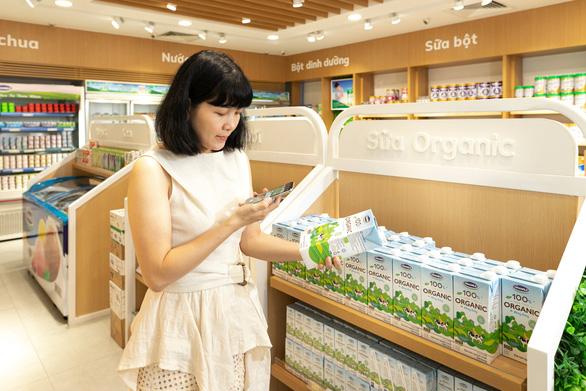 Vinamilk 8 năm liền được người tiêu dùng chọn mua nhiều nhất - Ảnh 2.