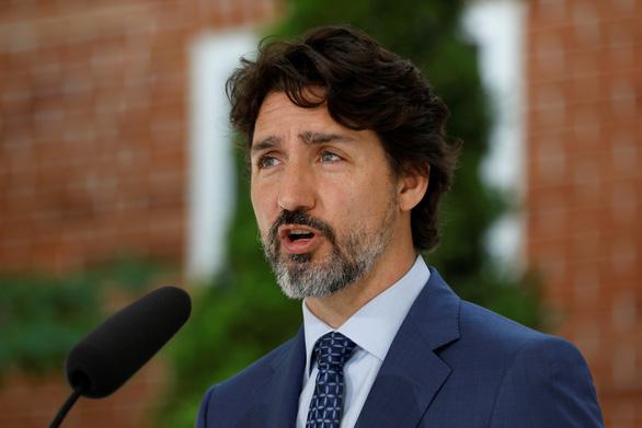 Ông Trudeau nói không đời nào thả giám đốc Huawei để trao đổi tù nhân với Trung Quốc - Ảnh 1.