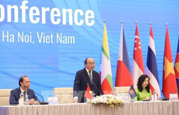 Thủ tướng Nguyễn Xuân Phúc: ASEAN chắc chắn không muốn chọn phe - Ảnh 1.