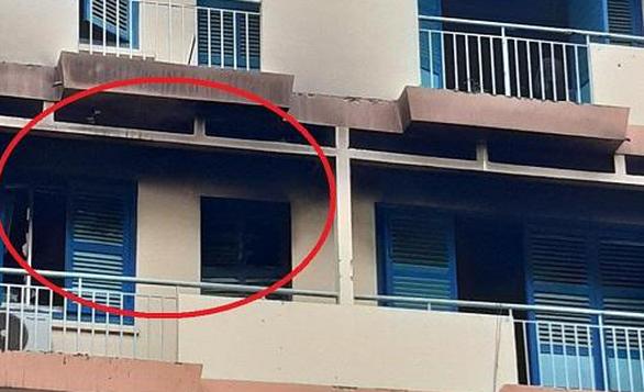 Cháy phòng khách sạn, người phụ nữ Việt chết, người nước ngoài bị thương - Ảnh 1.