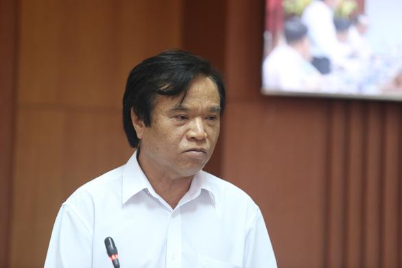 Giám đốc Sở Tài chính Quảng Nam gửi đơn xin nghỉ việc - Ảnh 1.