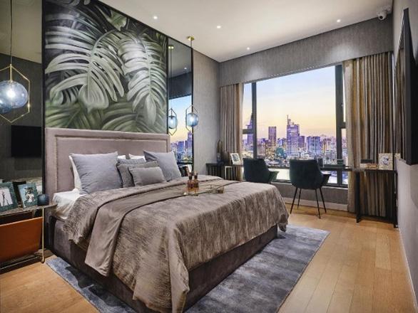 Đưa thời trang vào nội thất trong căn hộ The River Thu Thiem - Ảnh 3.
