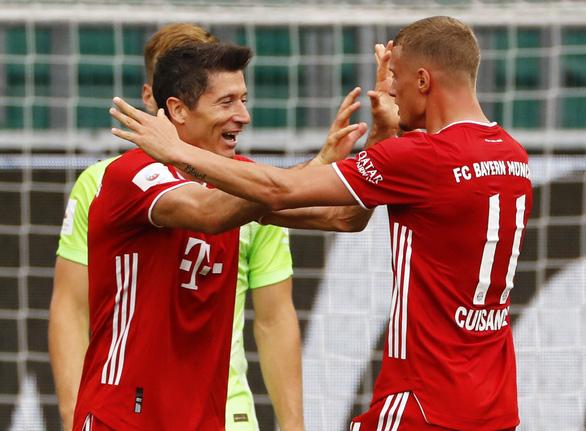Bayern Munich đăng quang trong lặng lẽ - Ảnh 1.
