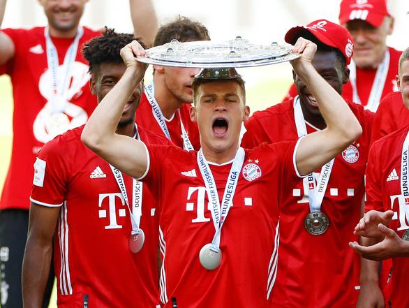 Bayern Munich đăng quang trong lặng lẽ - Ảnh 5.