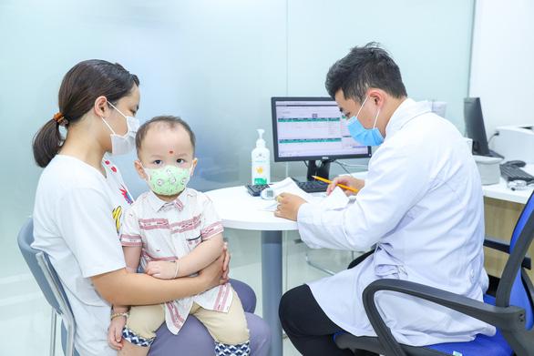 Khai trương trung tâm tiêm chủng VNVC Đông Anh - Ảnh 2.