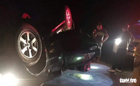 Dùng xe hơi chở nửa tạ ma túy đi tiêu thụ giữa đêm - Ảnh 2.