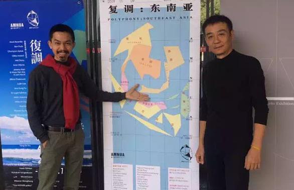 Những lần Trung Quốc đưa đường lưỡi bò vào phim ảnh, nghệ thuật - Ảnh 5.