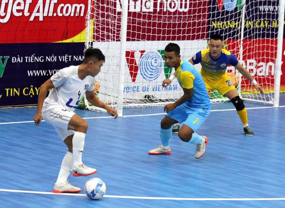 Sau 6 vòng, Thái Sơn Nam mới lần đầu tiên dẫn đầu Giải futsal VĐQG 2020 - Ảnh 1.