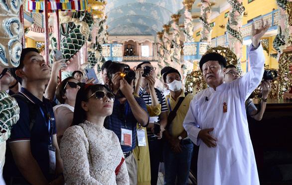 Hàng chục tour liên tuyến mới vùng Đông Nam Bộ sẵn sàng được chào bán - Ảnh 2.