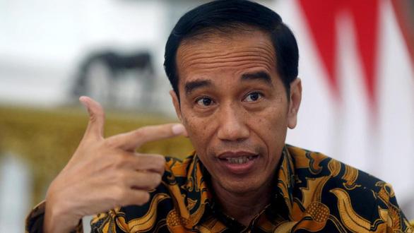 Tổng thống Indonesia dọa cho về vườn toàn bộ chính phủ vì chống dịch lề mề - Ảnh 1.