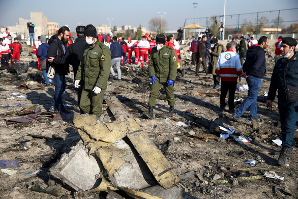 Iran: Bắn nhầm máy bay Ukraine do lỗi căn chỉnh radar - Ảnh 1.