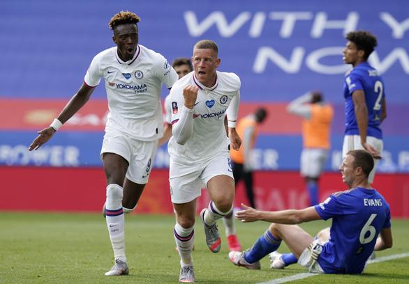 Man City và Chelsea đoạt hai vé còn lại vào bán kết Cúp FA - Ảnh 3.
