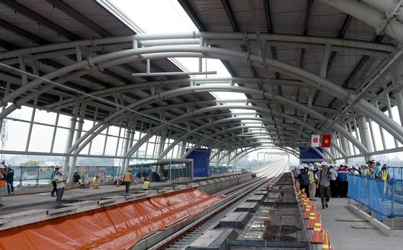 Chuyên gia Nhật chưa sang Việt Nam, metro số 1 Bến Thành - Suối Tiên nguy cơ chậm tiến độ - Ảnh 1.