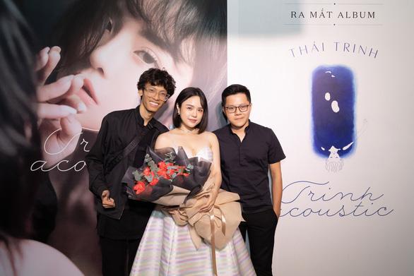 Ca sĩ Thái Trinh: Vấp ngã trong tình yêu giúp giọng hát tôi nhiều cảm xúc hơn - Ảnh 8.