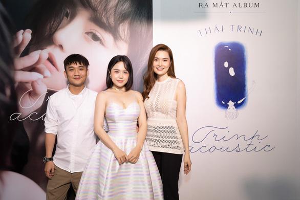 Ca sĩ Thái Trinh: Vấp ngã trong tình yêu giúp giọng hát tôi nhiều cảm xúc hơn - Ảnh 6.