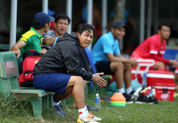 Cựu tuyển thủ Nguyễn Minh Phương chia tay CLB Bình Phước - Ảnh 2.