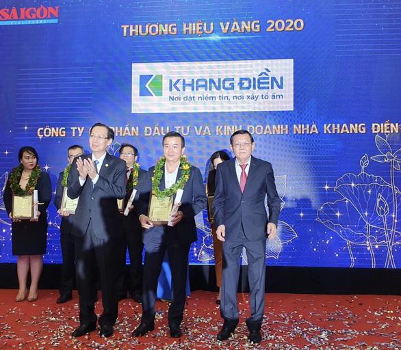 Trao giải Thương hiệu Việt được yêu thích nhất năm 2020 - Ảnh 1.