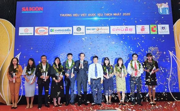 Trao giải Thương hiệu Việt được yêu thích nhất năm 2020 - Ảnh 3.