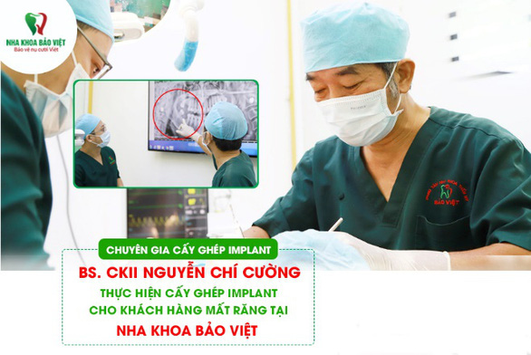 Khai trương Trung tâm Cấy ghép Implant Bảo Việt – phía Đông Thành phố - Ảnh 3.