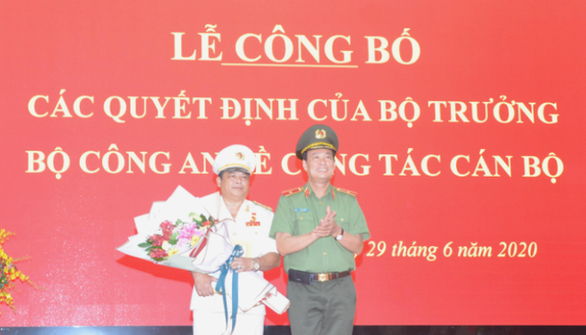 Công an tỉnh Gia Lai có giám đốc mới - Ảnh 1.