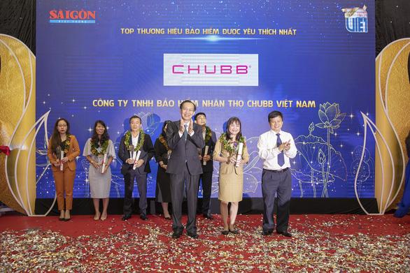 Chubb Life Việt Nam được vinh danh trong buổi lễ 'Thương hiệu Việt yêu thích nhất' năm 2020 - Ảnh 1.