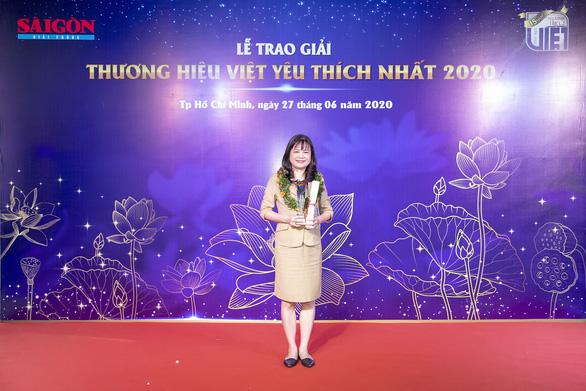Chubb Life Việt Nam được vinh danh trong buổi lễ 'Thương hiệu Việt yêu thích nhất' năm 2020 - Ảnh 2.