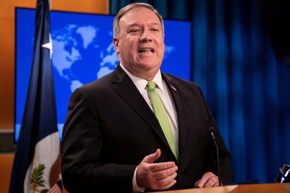 Mỹ gửi công hàm đến Liên Hiệp Quốc bác yêu sách Trung Quốc ở Biển Đông - Ảnh 1.