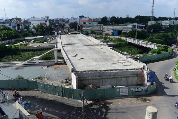 Dừng đầu tư BOT dự án cầu đường Bình Triệu giai đoạn 2 và cầu Tân Kỳ - Tân Quý - Ảnh 2.