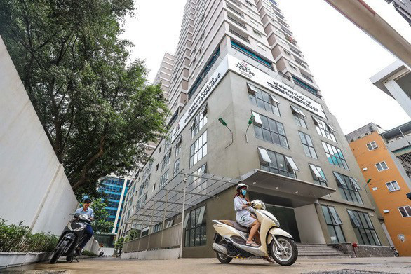 Khởi tố thêm 2 bị can trong vụ án tại Trường đại học Đông Đô - Ảnh 1.