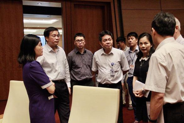 VNPT triển khai giải pháp họp trực tuyến kỳ họp Quốc hội khóa 14 - Ảnh 1.