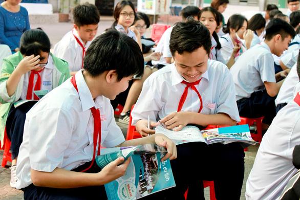 Tuyển sinh lớp 10: lợi ích cho học sinh tốt nghiệp lớp 9 học thẳng trung cấp - Ảnh 1.