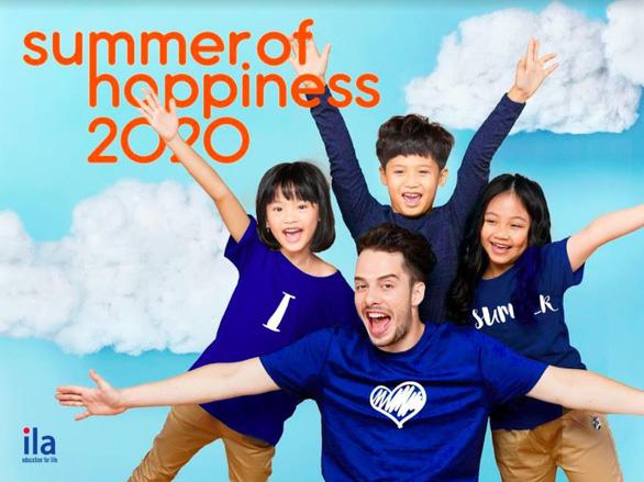 Cho trẻ một mùa hè hạnh phúc - Ảnh 2.