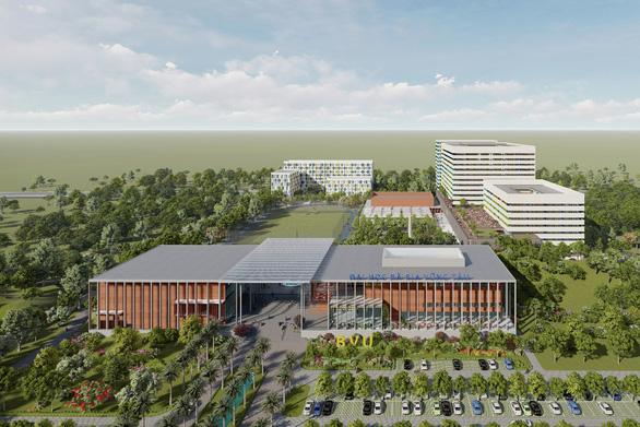 Đại học Bà Rịa - Vũng Tàu xét tuyển học bạ đợt 2 - Ảnh 1.