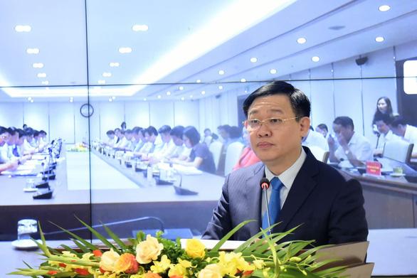 Đại dịch COVID-19, thu ngân sách Hà Nội vẫn tăng 9,9% trong 6 tháng - Ảnh 1.