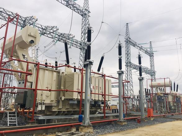 Đóng điện trạm biến áp 220kV Ninh Phước, giải tỏa thêm gần 306MW điện tái tạo lên lưới - Ảnh 2.