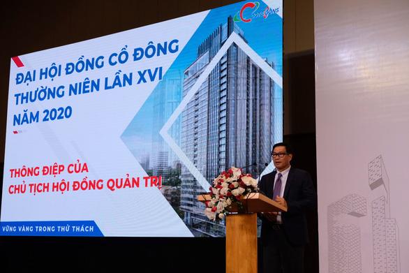 Ông Nguyễn Bá Dương đăng ký mua thêm 1 triệu cổ phiếu Coteccons - Ảnh 1.