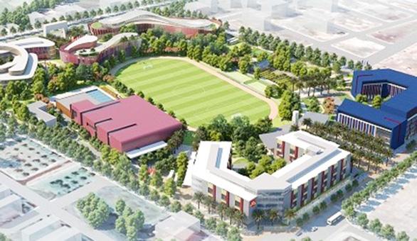 Xem xét thu hồi dự án thành phố giáo dục quốc tế 1.500 tỉ đồng - Ảnh 1.