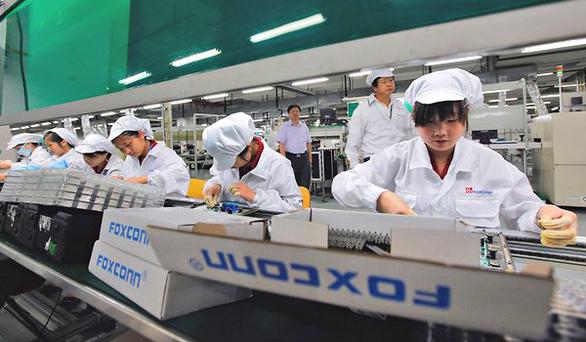 Foxconn tính chi hơn 325 triệu USD xây nhà ở công nhân tại 3 tỉnh ở Việt Nam - Ảnh 2.