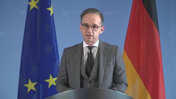 Đức thúc giục EU cùng lên tiếng về luật an ninh Hong Kong - Ảnh 1.