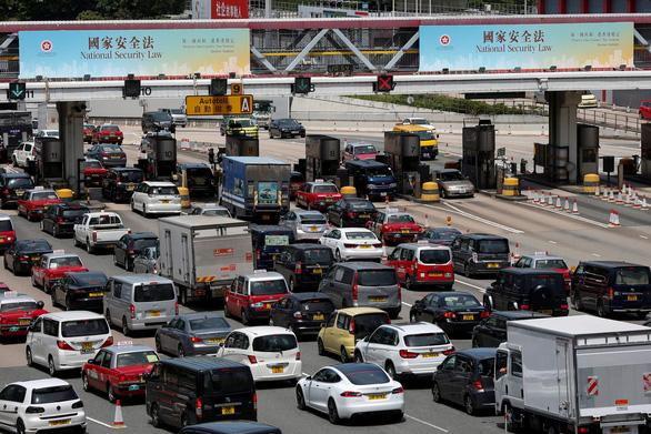 Trung Quốc chính thức thông qua luật an ninh Hong Kong, có hiệu lực từ 1-7 - Ảnh 1.