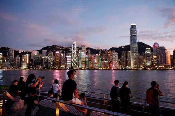 Trung Quốc công bố chi tiết Luật an ninh Hong Kong - Ảnh 1.