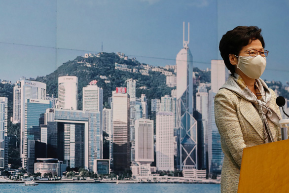 Luật an ninh tác động trung tâm tài chính quốc tế Hong Kong ra sao? - Ảnh 2.