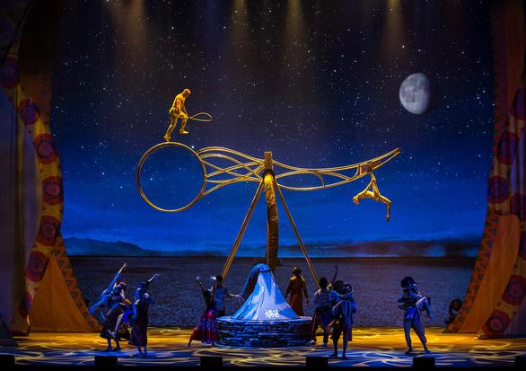 Đoàn xiếc 'toàn cầu' Cirque Du Soleil nộp đơn phá sản vì COVID-19 - Ảnh 2.